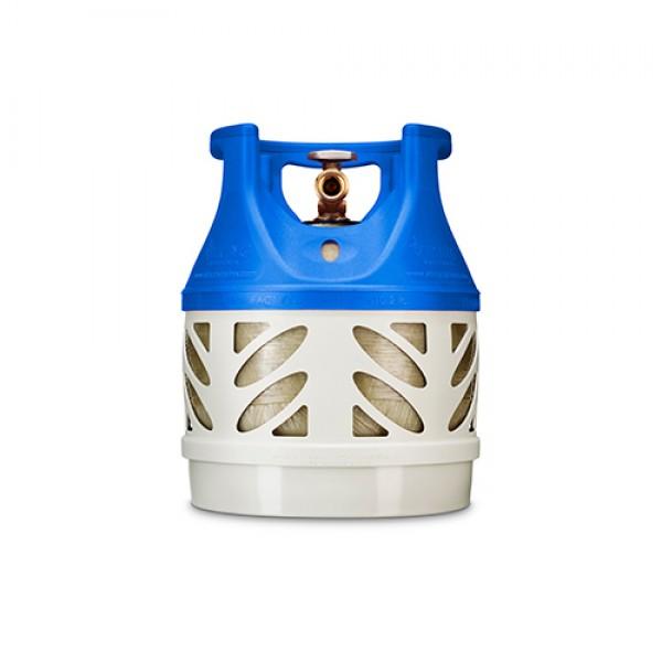 Купить Газовый композитный баллон HEXAGON RAGASCO KLF 12,5 л - 10001 в магазине Grill Point