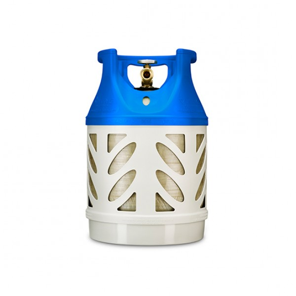 Купить Газовый композитный баллон HEXAGON RAGASCO KLF 18,2 л - 10002 в магазине Grill Point