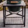 Керамический угольный гриль Big Green Egg LARGE в каркасном столе - 1001071 фото_2