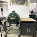 Следующий товар Керамический угольный гриль Big Green Egg XLARGE в каркасном столе c тумбой