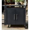 Керамический угольный гриль Big Green Egg XLARGE в каркасном столе c тумбой - 1001075 фото_2