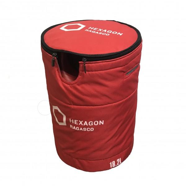 Купить Чехол для газового композитно полимерного баллона HEXAGON RAGASCO 18,2 л - 1001077 в магазине Grill Point