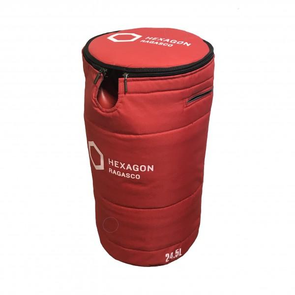Купить Чехол для газового композитно полимерного баллона на 24,5 л - 1001078 в магазине Grill Point