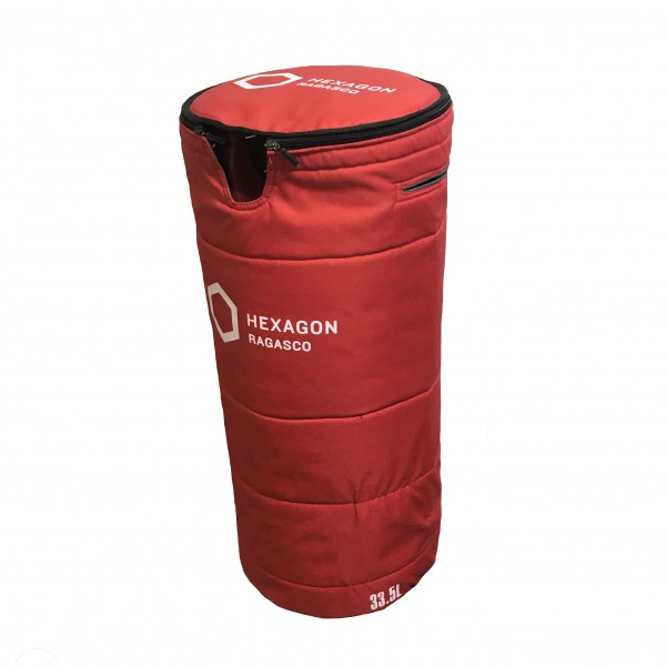 Купить Чехол для газового композитно полимерного баллона HEXAGON RAGASCO 33,5 л - 1001079 в магазине Grill Point