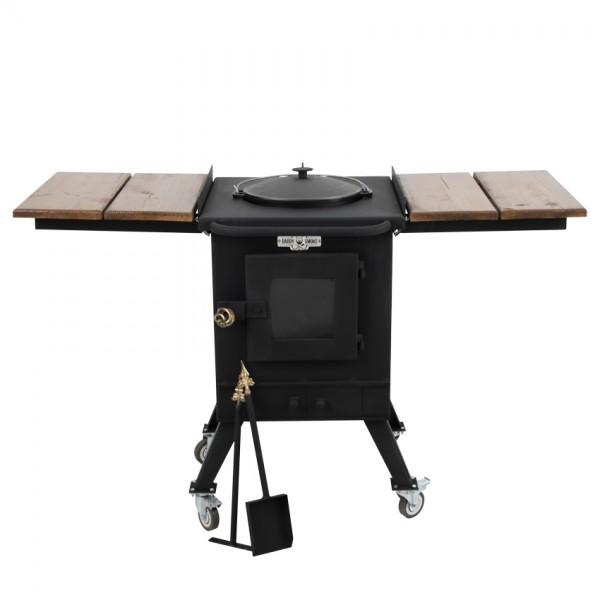 Купить Печь под казан Daddy Smoke  - 1001093 в магазине Grill Point