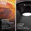 Подвесной инфракрасный электрический обогреватель Blumfeldt Heat Hexa, 2 кВт - 10035285 фото_5