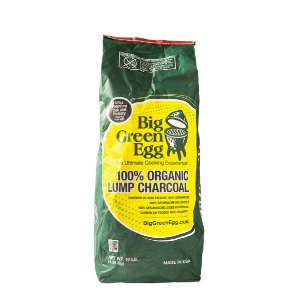 Купить Древесный уголь для гриля Big Green Egg 4,5 кг - 110503 в магазине Grill Point