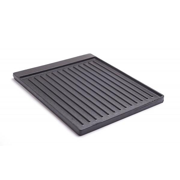 Купить  Плита из чугуна 34,5 см х 26,5 см, для грилей Porta Chef 320, GEM 340, 320 - 11237 в магазине Grill Point