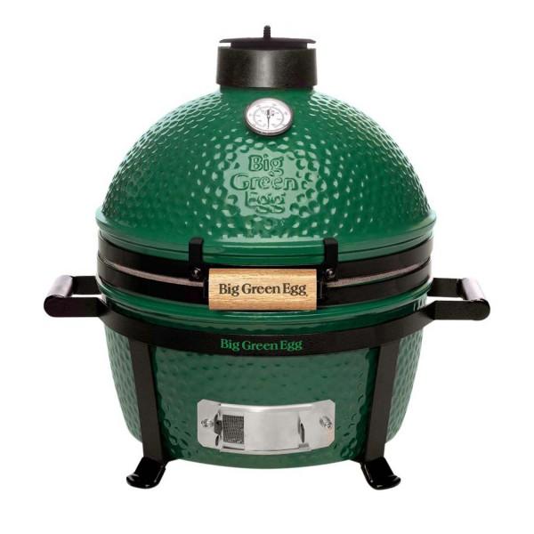 Купить Керамический гриль Big Green Egg Mini MAX - 119650 в магазине Grill Point