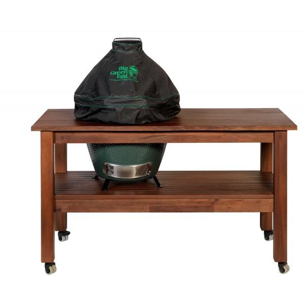Купить Чехол для купола Big Green Egg L в столе - 116925 в магазине Grill Point