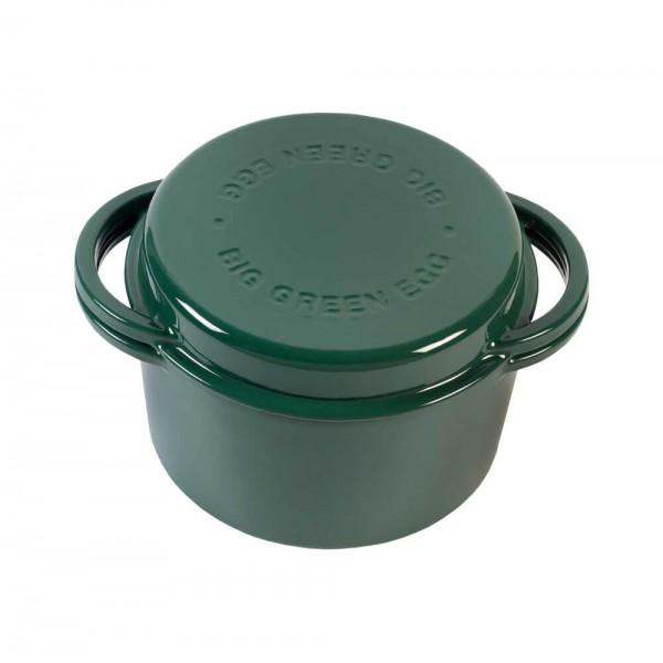 Купить Казан круглий чугунный для гриля  Big Green Egg - 117045 в магазине Grill Point