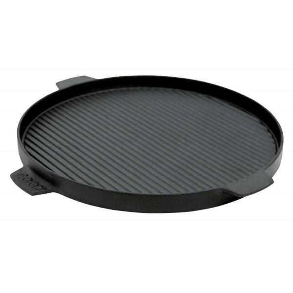 Купить Cковорода чугунная для гриля Big Green Egg - 117656 в магазине Grill Point