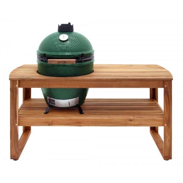 Купить Стол из акации для гриля Big Green Egg L - 118257 в магазине Grill Point
