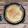 Сковорода чугунная Big Green Egg Mx, 25см - 120144 фото_2