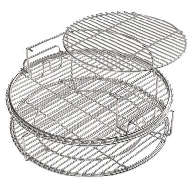 EGGspander Kit. Многофункциональная решетка на 5 позици Big Green Egg L