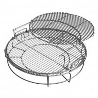 EGGspander Kit. Многофункциональная решетка на 5 уровней Big Green Egg XL