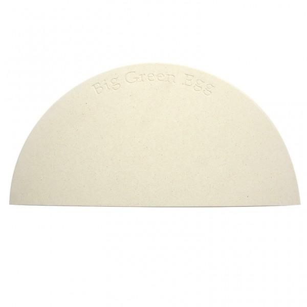 Купить Камень керамический полукруглый для Big Green Egg XL - 121820 в магазине Grill Point