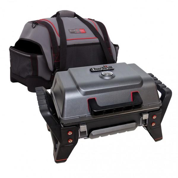 Купить Газовый портативный гриль Char-Broil Grill2Go X200 + Сумка для гриля Grill2Go X200 Carry All (12401734-A2) - 12401734-A2 в магазине Grill Point