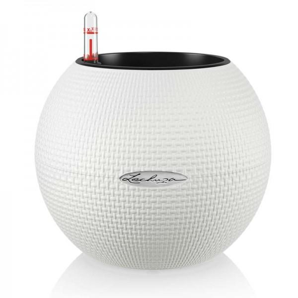 Купить LECHUZA-PURO Color 20 белый - 13360 в магазине Grill Point