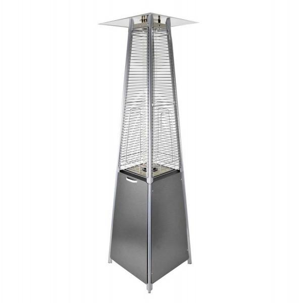 Купить Газовый уличный инфракрасный обогреватель Activa Pyramide Cheops II, 9,3 кВ, серый - 13610GB в магазине Grill Point