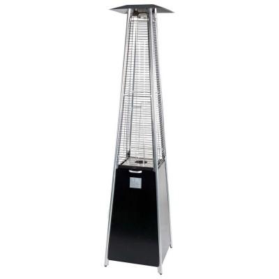 Газовый уличный инфракрасный обогреватель Activa Pyramide Cheops II, 9,3 кВ, черный