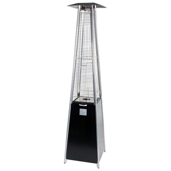 Купить Газовый уличный инфракрасный обогреватель Activa Pyramide Cheops II, 9,3 кВ, черный  - 13610S в магазине Grill Point