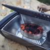 Угольный гриль ENDERS AURORA MIRROR GOLD - 1369 фото_2