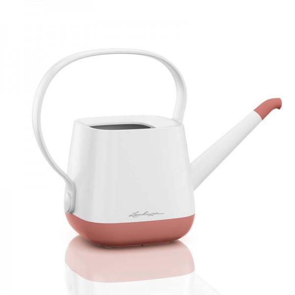 Купить Лейка YULA белый/ярко-розовый - 13890 в магазине Grill Point
