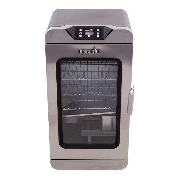 Купить Портативная цифровая электрическая коптильня CHAR-BROIL Digital Electric Smoker Deluxe - 17202004G1 в магазине Grill Point