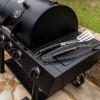 Угольно-газовый гриль-коптильня Oklahoma Joe's Longhorn Combo Charcoal / Gas Smoker Grill - 15202029 фото_7