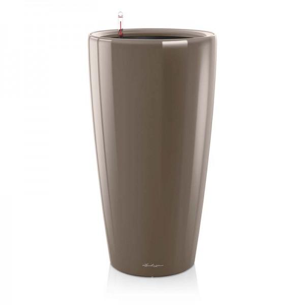 Купить RONDO 40 серо-коричневый блестящий - 15744 в магазине Grill Point