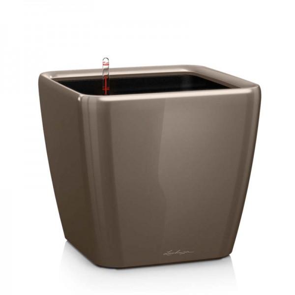 Купить QUADRO LS 28 серо-коричневый блестящий - 16145 в магазине Grill Point