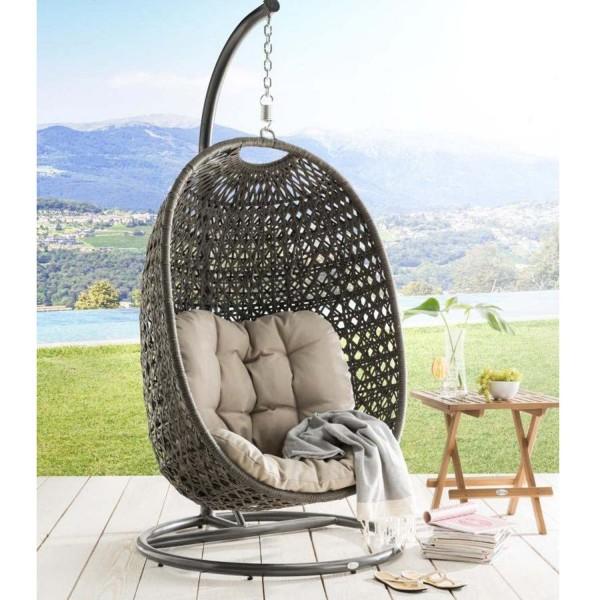 Купить Подвесное кресло Cocoon 94x62x180 см - 16922 в магазине Grill Point