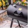 Классическая угольная коптильня начального профессионального класса OKLAHOMA JOE'S HIGHLAND REVERSE-FLOW SMOKER/GRILL - 17202052 фото_4