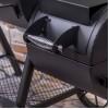 Классическая угольная коптильня начального профессионального класса OKLAHOMA JOE'S HIGHLAND REVERSE-FLOW SMOKER/GRILL - 17202052 фото_5