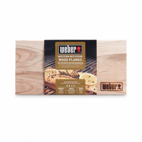 Купить Кедровые доски для копчения Weber  - 17831 в магазине Grill Point