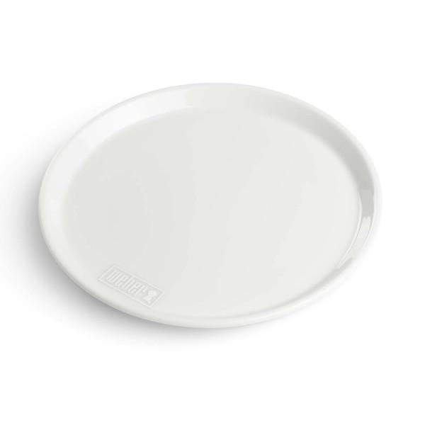 Купить Тарелка из фарфора Weber, 20,5 см, 2 шт. - 17881 в магазине Grill Point