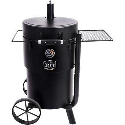 Коптильня-гриль на углях Oklahoma Joe's Bronco Drum Smoker