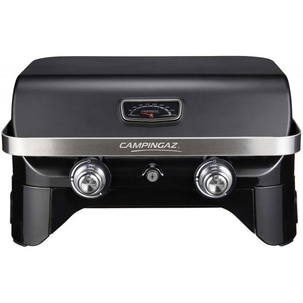 Купить Гриль газовый портативный BBQ Attitude 2100 LX, черний - 2000035660 в магазине Grill Point