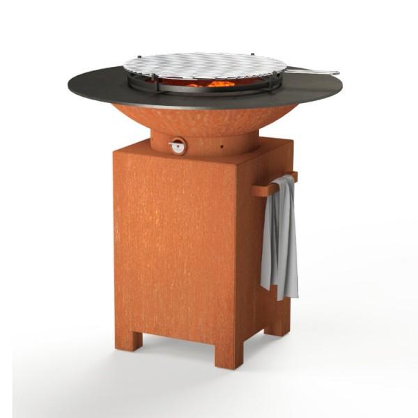 Купить Гриль-мангал FORNO «BLOCK» Dr.Fire Нидерланды - 2000133 в магазине Grill Point