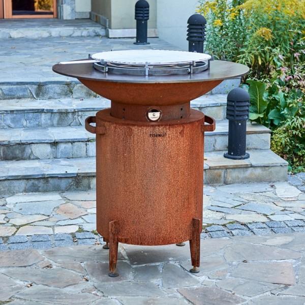 Купить Гриль-мангал FORNO «Retro» Dr.Fire Нидерланды - 2000134 в магазине Grill Point
