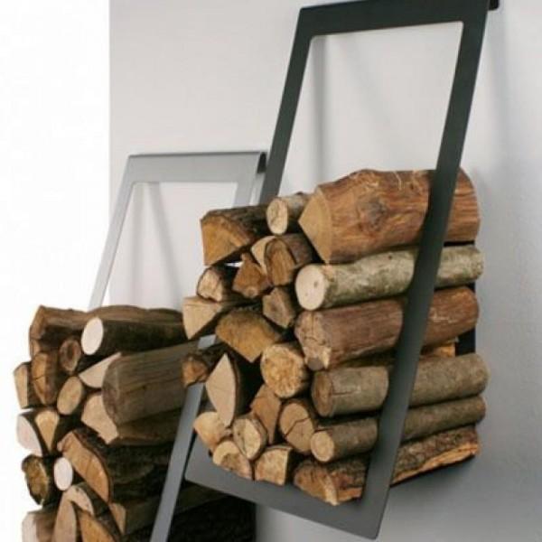 Купить Дровник подвесной настенный Dr.Fire - 2000168 в магазине Grill Point