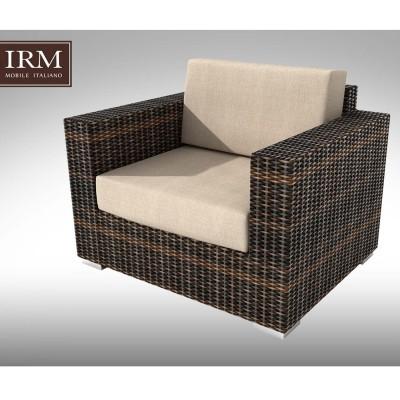 Кресло для сада Brillante Brown