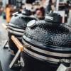 Керамический гриль Monolith Junior Black (Черный) без подставки - 201022-BLACK фото_2