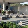 Шезлонг для сада Dynasty - 20120 фото_2