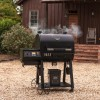 Пеллетный гриль-коптильня Oklahoma Joe's RIDER DLX - 20209106 фото_2