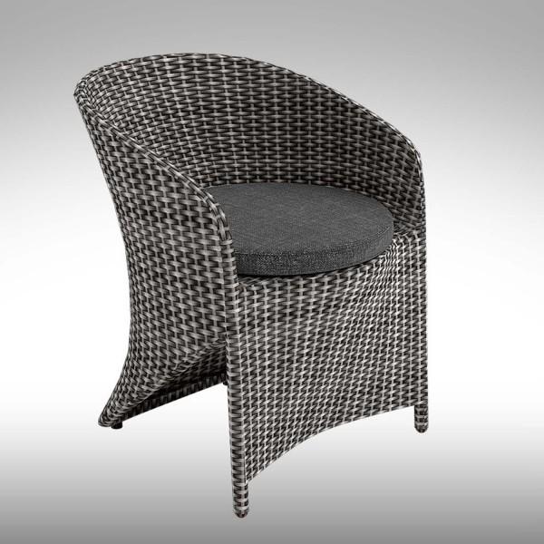 Купить Кресло для сада Aquila Grey - 20630 в магазине Grill Point