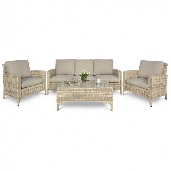 Купить Комплект мебели для отдыха Cannes Beige - 20672 в магазине Grill Point