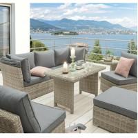 Комплект для сада ARUBA Dining-Lounge set