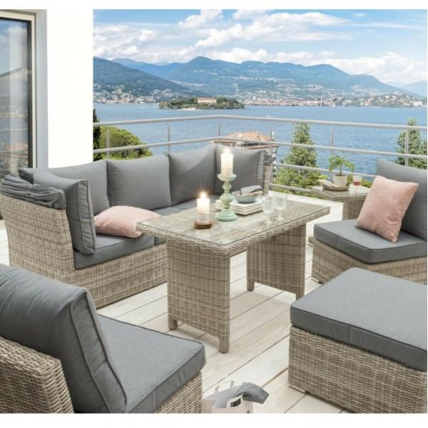 Купить Комплект для сада ARUBA Dining-Lounge set - 21388 в магазине Grill Point